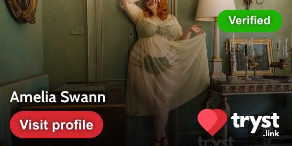 Amelia Swann's Tryst.link profile