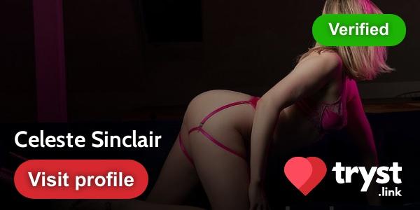 Celest Sinclair's Tryst.link profile