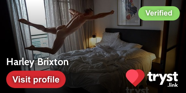Harley Brixton's Tryst.link profile