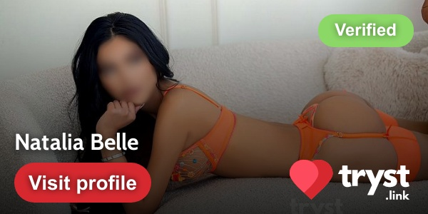 Natalia Belle's Tryst.link profile