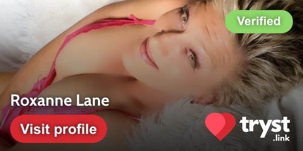 Roxanne Lane's Tryst.link profile